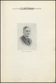 Clinton High School - Clintonian Yearbook (Clinton, IA) online yearbook collection, 1920 Edition, Page 11 of 154