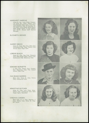 Clinton High School - Dragon Yearbook (Clinton, TN) online yearbook collection, 1947 Edition, Page 10 of 92