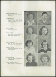 Clinton High School - Dragon Yearbook (Clinton, TN) online yearbook collection, 1947 Edition, Page 12