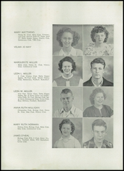 Clinton High School - Dragon Yearbook (Clinton, TN) online yearbook collection, 1947 Edition, Page 14