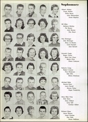 Clyde High School - Courier Yearbook (Clyde, OH) online yearbook collection, 1959 Edition, Page 42 of 128