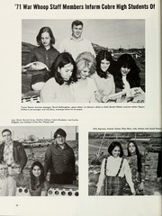 Cobre High School - Chieftain Yearbook (Bayard, NM) online yearbook collection, 1971 Edition, Page 14