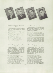 Codorus High School - Glen Echo Yearbook (Glenville, PA) online yearbook collection, 1936 Edition, Page 11 of 56