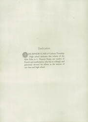Codorus High School - Glen Echo Yearbook (Glenville, PA) online yearbook collection, 1936 Edition, Page 4