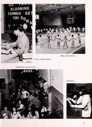 Coeburn High School - Reflector Yearbook (Coeburn, VA) online yearbook collection, 1967 Edition, Page 9