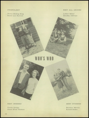 Colbert County High School - Chief Yearbook (Leighton, AL) online yearbook collection, 1949 Edition, Page 16