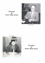 Coldwater High School - Cardinal Yearbook (Coldwater, MI) online yearbook collection, 1955 Edition, Page 17