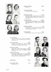 Coldwater High School - Cardinal Yearbook (Coldwater, MI) online yearbook collection, 1955 Edition, Page 34