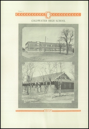 Coldwater High School - Eagle Yearbook (Coldwater, KS) online yearbook collection, 1927 Edition, Page 8 of 66