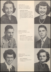 Coldwater High School - Eagle Yearbook (Coldwater, KS) online yearbook collection, 1952 Edition, Page 13
