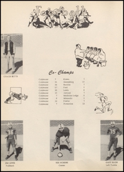 Coldwater High School - Eagle Yearbook (Coldwater, KS) online yearbook collection, 1952 Edition, Page 34