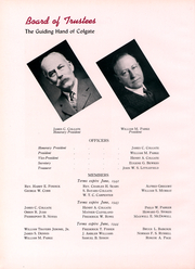 Colgate University - Salmagundi Yearbook (Hamilton, NY) online yearbook collection, 1942 Edition, Page 10