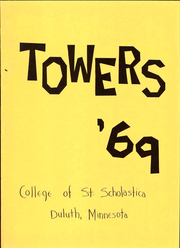 College of St Scholastica - Towers Yearbook (Duluth, MN) online yearbook collection, 1969 Edition, Page 5