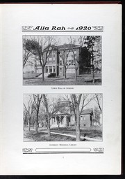 College of Emporia - Alla Rah Yearbook (Emporia, KS) online yearbook collection, 1920 Edition, Page 12