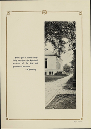 College of Wooster - Index Yearbook (Wooster, OH) online yearbook collection, 1921 Edition, Page 16