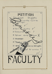 College of Wooster - Index Yearbook (Wooster, OH) online yearbook collection, 1921 Edition, Page 18
