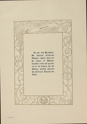 College of Wooster - Index Yearbook (Wooster, OH) online yearbook collection, 1921 Edition, Page 6
