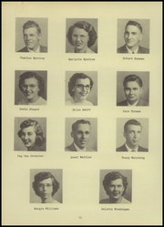 Colon High School - Magi Yearbook (Colon, MI) online yearbook collection, 1952 Edition, Page 16