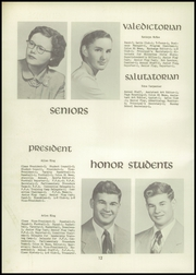 Colon High School - Magi Yearbook (Colon, MI) online yearbook collection, 1954 Edition, Page 14 of 68