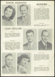 Colon High School - Magi Yearbook (Colon, MI) online yearbook collection, 1954 Edition, Page 15