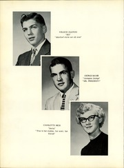 Colonel Crawford High School - Yearbook (North Robinson, OH) online yearbook collection, 1959 Edition, Page 16