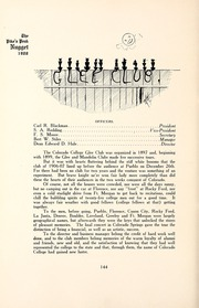 Colorado College - Nugget Yearbook (Colorado Springs, CO) online yearbook collection, 1907 Edition, Page 152 of 288