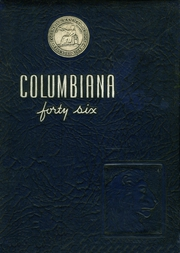 Columbia Grammar and Preparatory School - Columbiana Yearbook (New York, NY) online yearbook collection, 1946 Edition, Page 1