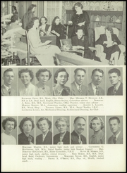 Columbia High School - Columbian Yearbook (East Greenbush, NY) online yearbook collection, 1951 Edition, Page 15