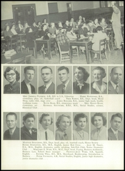 Columbia High School - Columbian Yearbook (East Greenbush, NY) online yearbook collection, 1951 Edition, Page 16 of 136