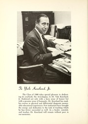 Page 10, 1966 Edition, Columbia University College of Physicians and Surgeons - P and S Yearbook (New York, NY) online yearbook collection