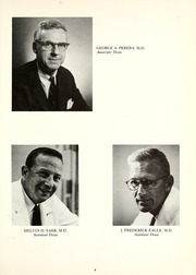 Page 13, 1966 Edition, Columbia University College of Physicians and Surgeons - P and S Yearbook (New York, NY) online yearbook collection