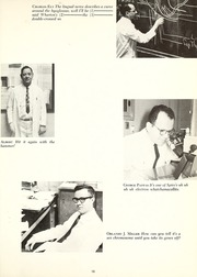 Page 17, 1966 Edition, Columbia University College of Physicians and Surgeons - P and S Yearbook (New York, NY) online yearbook collection