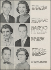 Commerce High School - Bengal Tales Yearbook (Commerce, OK) online yearbook collection, 1955 Edition, Page 12
