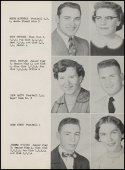 Commerce High School - Bengal Tales Yearbook (Commerce, OK) online yearbook collection, 1955 Edition, Page 13 of 60