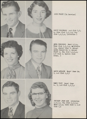 Commerce High School - Bengal Tales Yearbook (Commerce, OK) online yearbook collection, 1955 Edition, Page 14