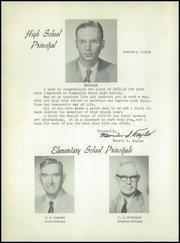 Community High School - Brave Yearbook (Nevada, TX) online yearbook collection, 1953 Edition, Page 14