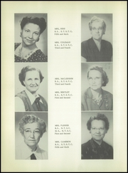 Community High School - Brave Yearbook (Nevada, TX) online yearbook collection, 1953 Edition, Page 16