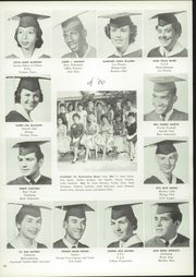 Compton High School - El Companile Yearbook (Compton, CA) online yearbook collection, 1960 Edition, Page 62