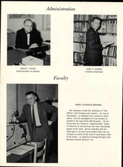 Conant High School - Conanite Yearbook (Hoffman Estates, IL) online yearbook collection, 1962 Edition, Page 8