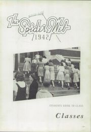 Concord High School - Spider Web Yearbook (Concord, NC) online yearbook collection, 1942 Edition, Page 11 of 76