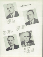 Concordia Preparatory - Concordian Yearbook (Bronxville, NY) online yearbook collection, 1950 Edition, Page 13 of 108