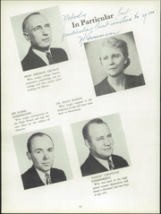 Concordia Preparatory - Concordian Yearbook (Bronxville, NY) online yearbook collection, 1950 Edition, Page 14