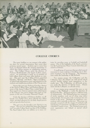 Concordia University Chicago - Pillars Yearbook (River Forest, IL) online yearbook collection, 1960 Edition, Page 18