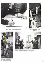 Conotton Valley High School - Rockette Yearbook (Bowerston, OH) online yearbook collection, 1974 Edition, Page 45