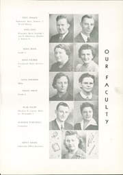 Convoy Union High School - Bellerophon Yearbook (Convoy, OH) online yearbook collection, 1942 Edition, Page 11 of 62