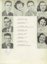 Cordova High School - Crimson Blue Yearbook (Cordova, AL) online yearbook collection, 1953 Edition, Page 15 of 72