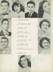 Cordova High School - Crimson Blue Yearbook (Cordova, AL) online yearbook collection, 1953 Edition, Page 16