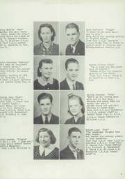 Cornell High School - Reflector Yearbook (Cornell, WI) online yearbook collection, 1940 Edition, Page 11 of 40
