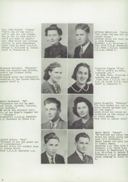 Cornell High School - Reflector Yearbook (Cornell, WI) online yearbook collection, 1940 Edition, Page 12