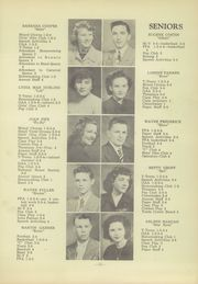 Corning High School - Red Raider Yearbook (Corning, IA) online yearbook collection, 1949 Edition, Page 17 of 80